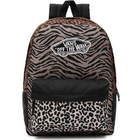 Vans Realm Schoolbag - Animal Block