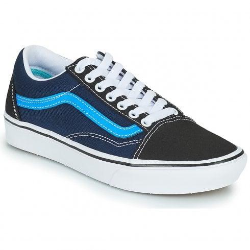 Vans Mens ComfyCush Old Skool - Black/Blue