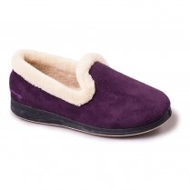 Padders Womens Repose Slippers - Purple