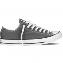 Converse Kids Chuck Taylor All Star Ox Trainers - 3J794 - Charcoal
