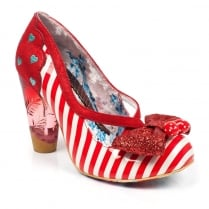 Irregular Choice Wanderlust - Red