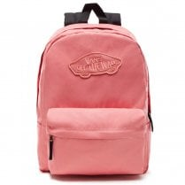 Vans Realm 22 Litre Backpack - Desert Rose