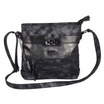 Rieker Women Handbag - Black