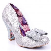 Irregular Choice Nick Of Time - Silver