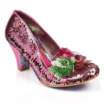 Irregular Choice Cariad - Pink