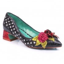 Irregular Choice Sway - Black