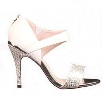 Kate Appleby Hempstead Dressy High Heels - Snow Silver Shimmer