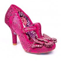 Irregular Choice Papillon - Pink