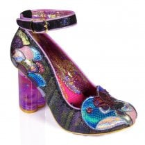 Irregular Choice Galocher - Purple