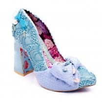 Irregular Choice Ti Amo - Blue