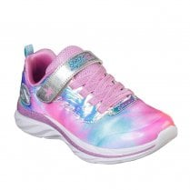 Skechers Girls Quick Kicks Alicorn Wings 81426L Sneakers - Multi