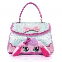 Irregular Choice Bella Bunny Bag - Pink