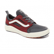 Vans Mens UltraRange 3D Low Top Sneakers - Ebony/Port