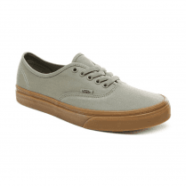 Vans Mens Authentic Low Top Trainers - Laurel Oak/Gum