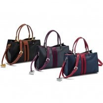 Marco Tozzi Multicolour Handbag 61126 - Black/Brown