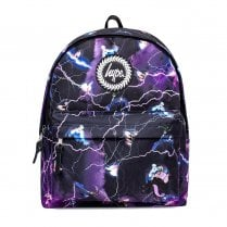 Hype Disney Villains Lightning Backpack - Purple Black 111