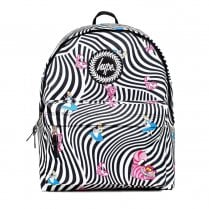 Hype Disney Alice Warp Backpack - Multi White Black  101