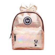 Hype Disney Minnie Glam Backpack - Rose Gold 102