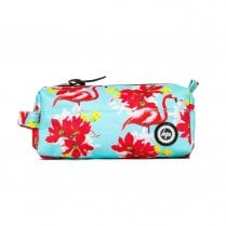 Hype Mint Red Flamingo Pencil Case BTS19113