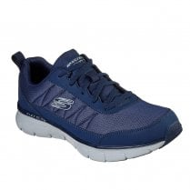 Skechers Mens Synergy 3.0 Sneakers - Navy