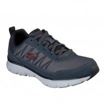 Skechers Mens Synergy 3.0 Sneakers - Dark Grey