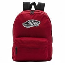 Vans WM Realm 22L Backpack - Burgundy