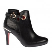 Kate Appleby Alport Stiletto Ankle Boots - Black