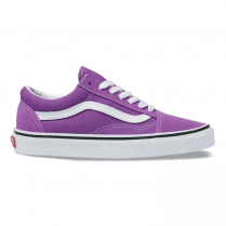 Vans Womens Purple Old Skool Sneakers