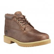 Timberland Mens Brown Casual Waterproof Chukka Ankle Boots
