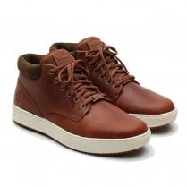 Timberland Mens Brown Leather Cityroam Chukka Ankle Boots