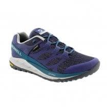 Merrell Womens Antora Trainers - Turquoise/Blue