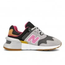 New Balance Women's 997 Sport Style Sneakers - Black/Grey/Multi