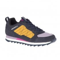 Merrell Womens Alpine Sneaker - Retro Navy