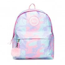 Hype Unicamo Pink 18 litres Backpack