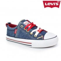 Levi's Kids Original Low Denim Sneakers