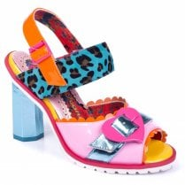 Irregular Choice Cruel To Be Kind - Pink