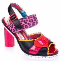 Irregular Choice Cruel To Be Kind - Black