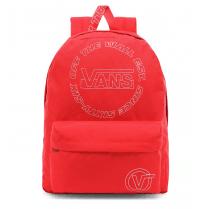 Vans Old Skool III 22 litre Red Backpack