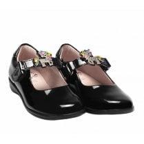 Lelli Kelly Bonnie - Interchangeable straps - Black Patent