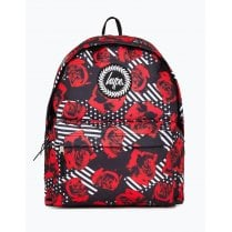 Hype Geo Roses Backpack 18 litres