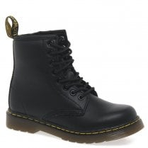 Dr Martens Juniors 1460 Black Softy Ankle Boot