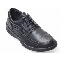 Padders Mens Fire Black Lace-Up Shoes-112
