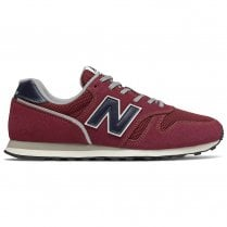 New Balance Mens 373 Classic Red Trainers