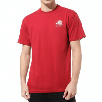 Vans Men's Holder St Classic Red T-Shirt