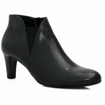 Gabor Ladies Black Ankle Boots