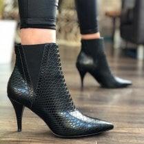Guess Rashel Black Python Boot