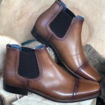 Escape Mens Ewing Syrup Chelsea Boots