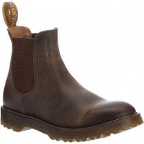 Dr Martens 2976 Brown Chelsea Boots