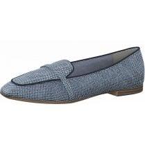 Tamaris Ladies Blue Loafers