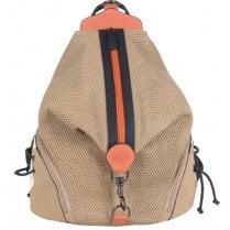Rieker Ladies H1098-24 Beige Backpack